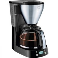 Melitta EasyTop Timer 6758193 Filter Coffee Machine with Timer - Black