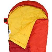 Urban Escape Junior Sleeping Bag - Red