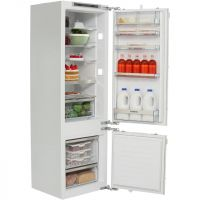 Siemens IQ-500 KI87SAF30G Integrated 70/30 Fridge Freezer with Fixed Door Fixing Kit - White - A++ Rated
