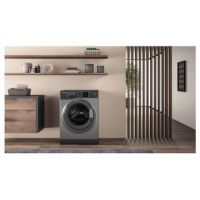 Hotpoint NSWF743UGG Washing Machine in Graphite 1400rpm 7Kg A Rated