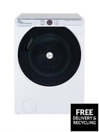 Hoover Axi AWDPD4138LH113kgWash, 8kgDry, 1400 Spin Washer Dryer with AI technology - White