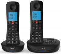 BT Essential Cordless Phone - Twin Handsets
