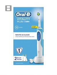 Oral-B Vitality Power Hand White and Clean Electric Toothbrush