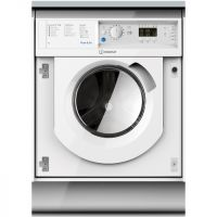 Indesit BIWMIL71452 Integrated 7Kg Washing Machine with 1400 rpm - A++ Rated