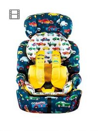 Cosatto Zoomi Group 123 Car Seat- Rev Up