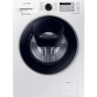 Samsung AddWash™ ecobubble™ WW80K5413UW 8Kg Washing Machine with 1400 rpm - White - A+++ Rated