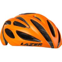 Lazer O2 Flash Orange Helmet
