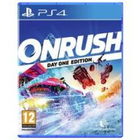 Onrush PS4 Pre-Order Game