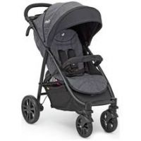 Joie Litetrax 4 Wheel Pushchair - Chromium