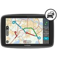 TomTom GO 6200 with Wi-Fi, World Maps and bui
