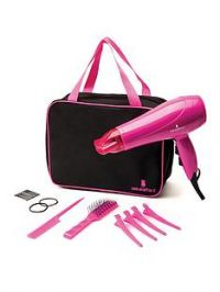 Lee Stafford Blow and Go Hairdryer Kit