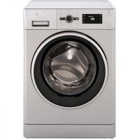 Whirlpool FWG81496S 8Kg Washing Machine with 1400 rpm - Silver - A+++ Rated