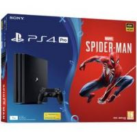 Sony PS4 Pro 1TB Marvel's Spiderman Console & Game Bundle