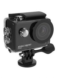 Kitvision Escape Hd5W Wifi Action Camera (Black) With Free Action Pack Accessories (Chest, Head &Amp; Bike Mounts)