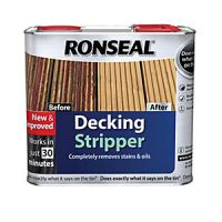 Ronseal Decking Stripper - Clear 2.5L