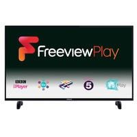 GRADE A2 - Finlux 55 Inch 4K Ultra HD Smart LED TV with Freeview Play and Freeview HD plus DTS TruSurroud