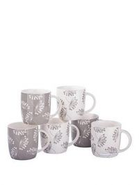 Waterside 6 Norland Mugs