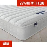 Silentnight Hatfield Memory Foam Kingsize Mattress