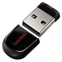 SanDisk Cruzer Fit 32GB USB 2.0 Flash Drive