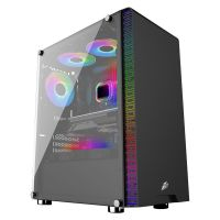 1st Player B5 Mid Tower Case with 4 x Fans