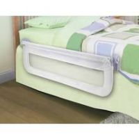 Summer Infant Grow with Me White Single Bed Rail