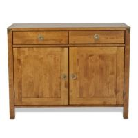 Balmoral Honey 2 Door 2 Drawer Sideboard