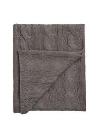 Ideal Home Purl One Throw