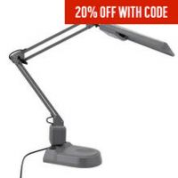 Collection LED Desk Lamp - Grey