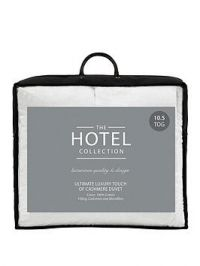 Hotel Collection Ultimate Luxury Touch Of Cashmere 10.5 Tog Duvet