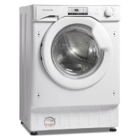 Montpellier MWDI7555 7.5kg Wash 5kg Dry 1400rpm Integrated Washer Dryer-White