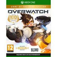 Overwatch Game of the Year Edition Xbox One Game