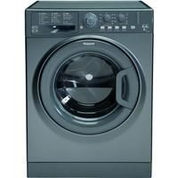 HOTPOINT FDL9640G 9kg Wash 6kg Dry 1400rpm Freestanding Washer Dryer - Graphite
