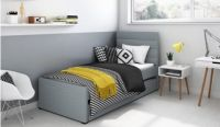 Bergamo 2 in 1 Bed Frame with Trundle Bed