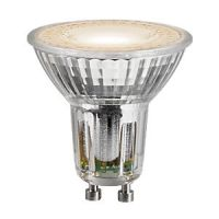 Wickes LED Glass Dimmable Bulb - 5W GU10 - Pack of 4