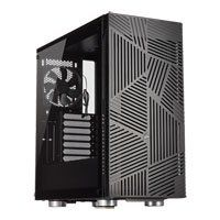 CORSAIR 275R Airflow Tempered Glass Black Mid Tower PC Gaming Case