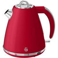 Swan Retro SK19020RN Kettle - Red