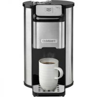 Cuisinart Grind & Brew Auto DGB1U Filter Coffee Machine - Black / Stainless Steel