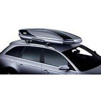 Thule Excellence XT Titan Met/Blk Gloss Roof