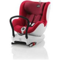 Britax Romer DUALFIX Group 0+/1 Car Seat - Flame Red