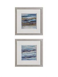 Gallery Aquarius Framed Wall Art &Ndash; Set Of 2