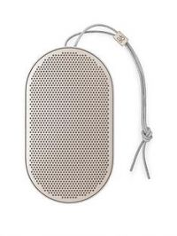 B&O Play Beoplay by Bang & Olufsen P2 Wireless Bluetooth Portable Premium Audio Speaker - Sand