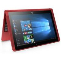 HP X2 10.1 Inch Intel Atom 2GB 32GB SSD 2-in-1 Laptop - Red
