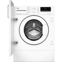 Beko WIR76540F1 Integrated 7Kg Washing Machine with 1600 rpm - A+++ Rated