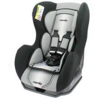 Nania Groups 0+ - 1 Cosmo First Pop Black Booster Car Seat