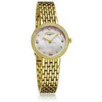 Rotary Ladies' Gold Plated Bracelet Dress Watch