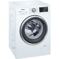 Siemens WM14T790GB iQ500 Ultra Efficient 9kg 1400rpm iSensoric Freestanding Washing Machine - White