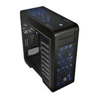 Thermaltake Core V71 TG Tempered Glass Edition Full Tower Case with Window Black