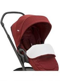 Joie Chrome DLX Pushchair and Carrycot