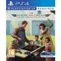 The American Dream PS4 Game
