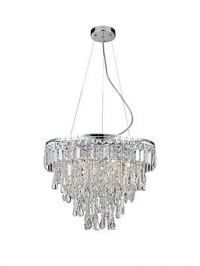 Marquis By Waterford Bresna 6 Light Ceiling Fitting